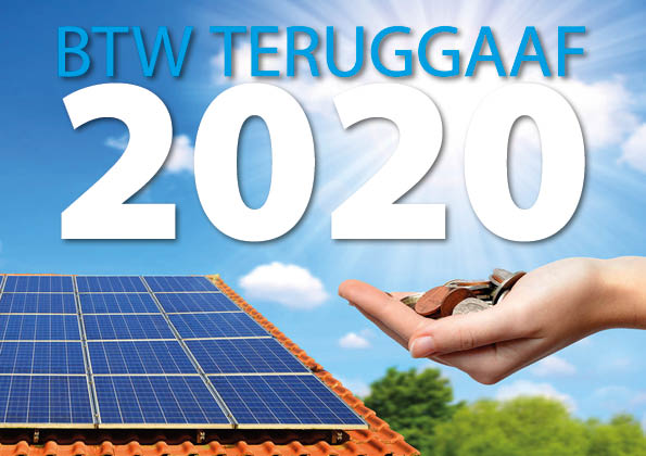 BTW teruggaaf 2020