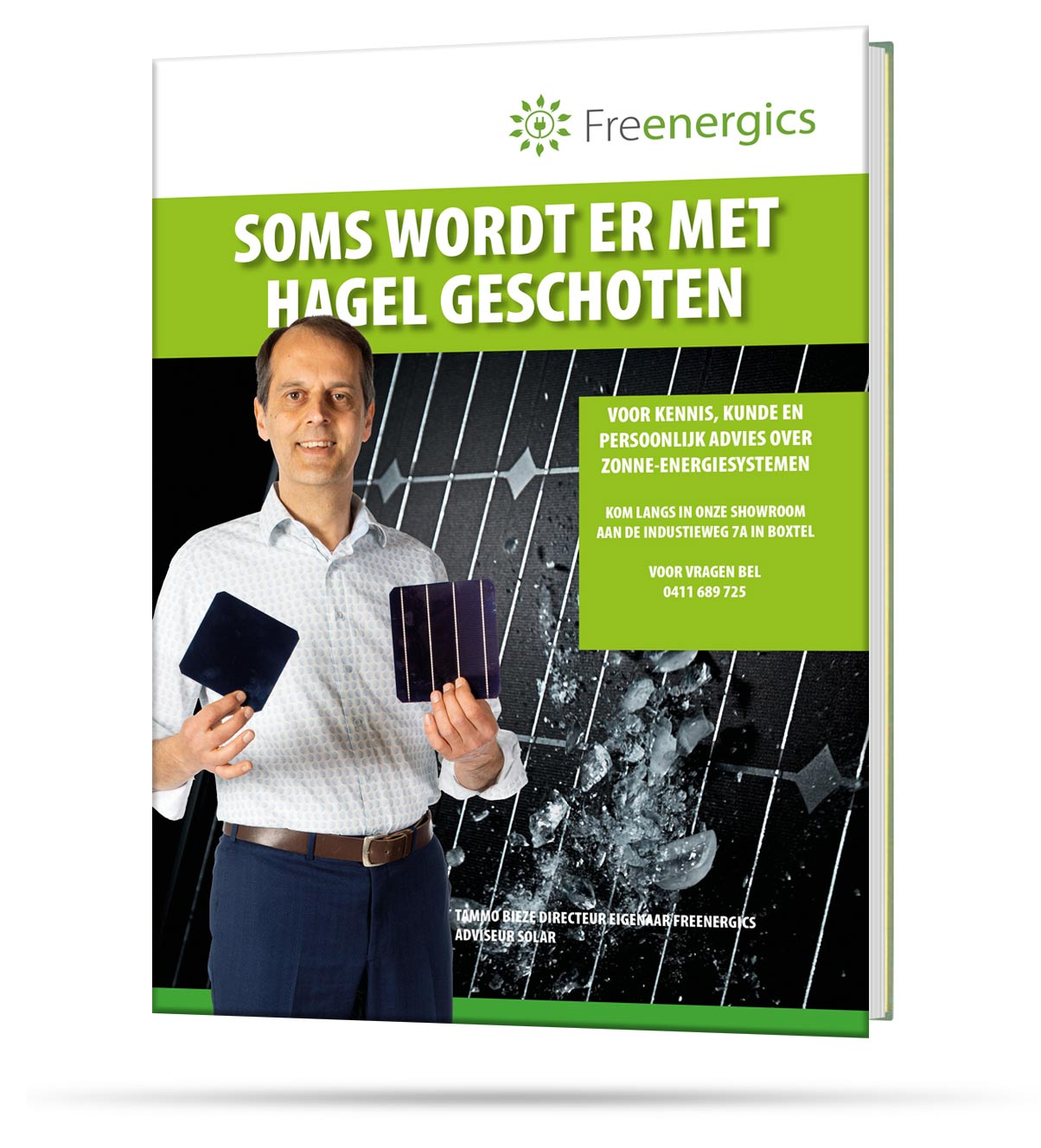 Download de gratis whitepaper over hagelschade en zonnepanelen