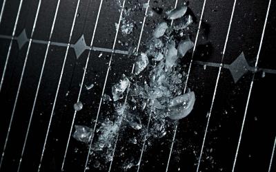 GRATIS whitepaper: Hagelschade bij zonnepanelen