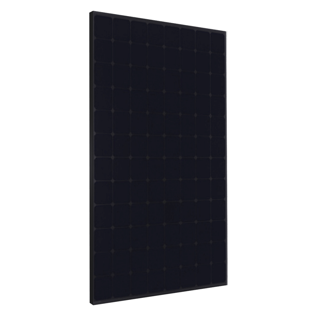 SunPower zwart zonnepaneel