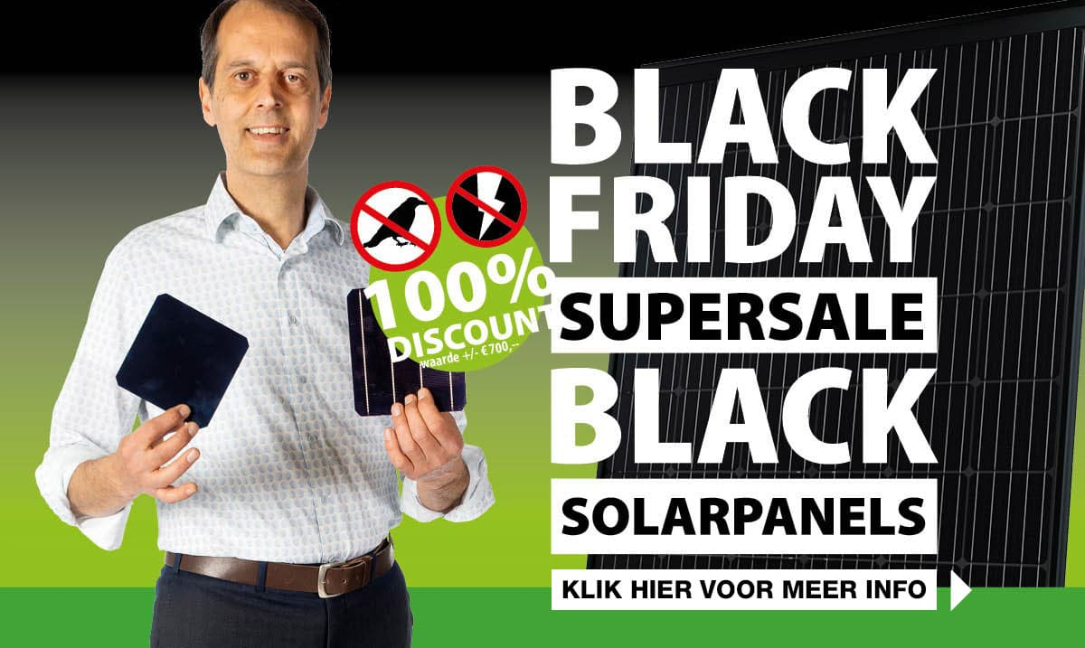 Black friday bij Freenergics